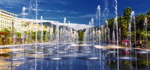Things to do in Nice - Paillon Promenade