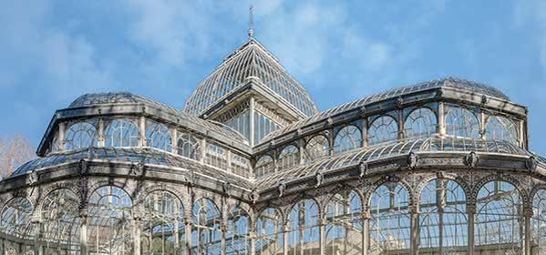 Things to do in Madrid - Palacio de Cristal