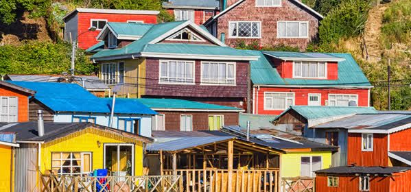 Things to do in Chiloé Island - Palafito houses