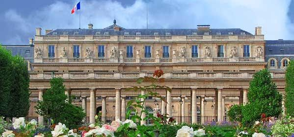 Things to do in Paris - Palais Royal - Royal Palace
