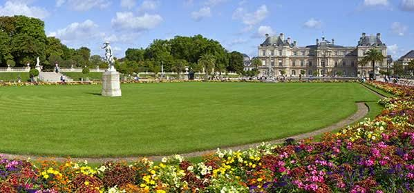 Things to do in Paris - Palais du Luxembourg