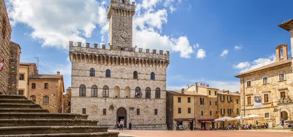 Things to do in Montepulciano - Palazzo Comunale