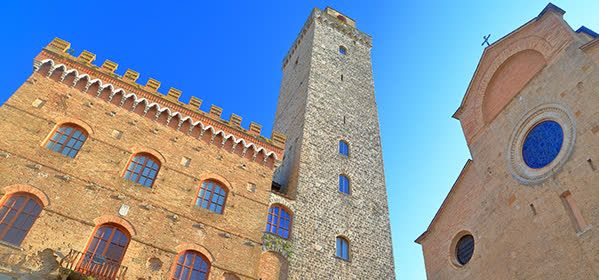 Things to do in San Gimignano - Palazzo Comunale