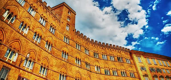 Things to do in Siena - Palazzo Sansedoni