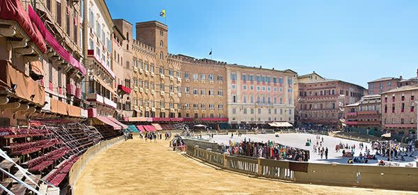 Things to do in Siena - Palio di Siena (Horse Race)