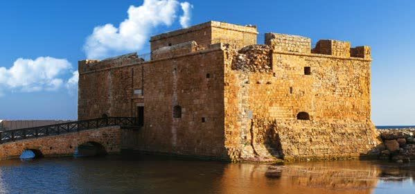 Things to do in Paphos - Paphos Castle
