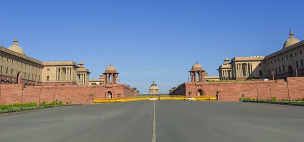 Things to do in Delhi - Parliament House