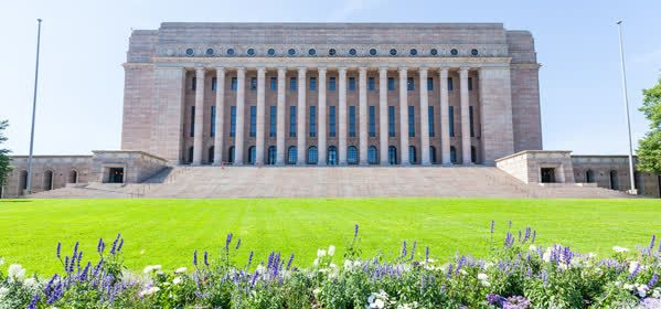 Things to do in Helsinki - Parliament House