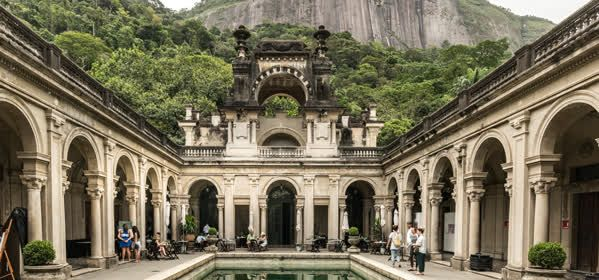 Things to do in Rio De Janeiro - Parque Lage