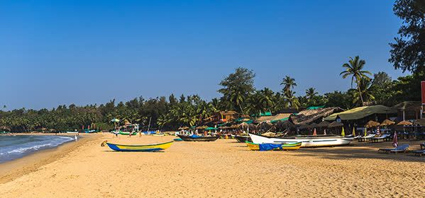 Things to do in Goa - Patnem Beach