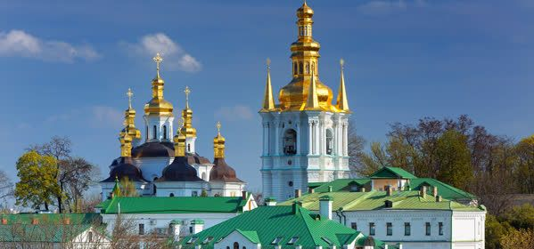 Things to do in Kiev - Pechersk Lavra