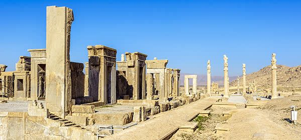Things to do in Shiraz - Persepolis