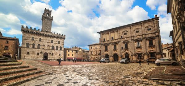 Things to do in Montepulciano - Piazza Grande