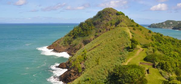 Things to do in Castries - Pigeon Island