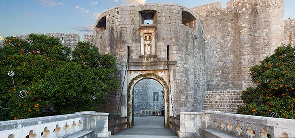Things to do in Dubrovnik  - Pile Gate