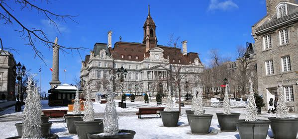Things to do in Montreal - Places Jacques Cartier