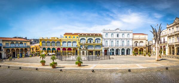 Things to do in Havana - Plaza Vieja (old town square)