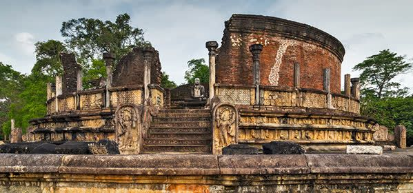Things to do in Polonnaruwa - Polonnaruwa Vatadage