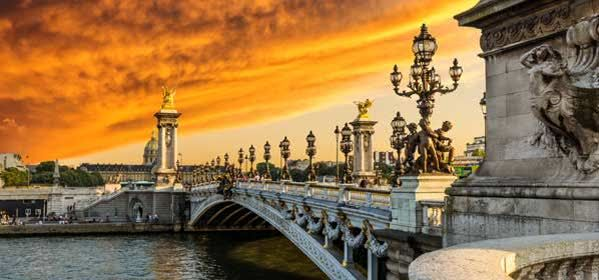Things to do in Paris - Pont Alexandre III Paris