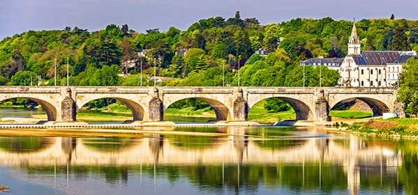 Things to do in Tours - Pont Wilson on the Loire, Tours