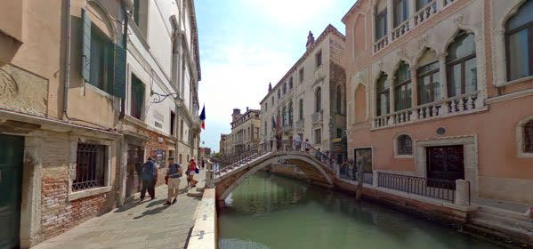 Things to do in Venice - Ponte de la Maravegie