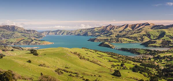 Things to do in Christchurch - Port Hills