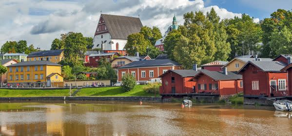 Things to do in Porvoo - Porvoonjoki River