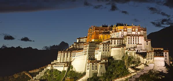 Things to do in Tibet - Potala Palace