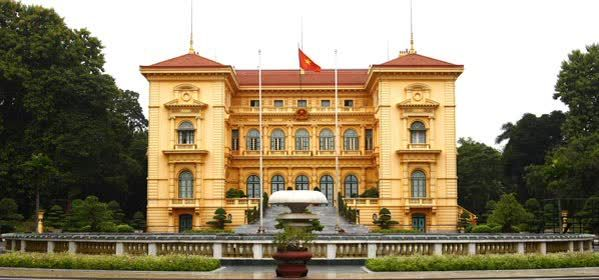 Things to do in Hanoi - Presidential Palace