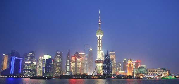 Things to do in Shanghai - Pudong Skyline