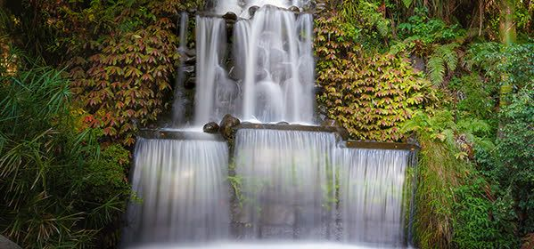 Things to do in New Plymouth - Pukekura Falls
