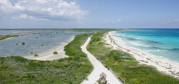 Things to do in Cozumel - Punta Sur Eco Beach Park