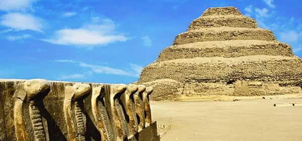 Things to do in Giza - Pyramid of Djoser