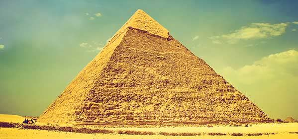 Things to do in Giza - Pyramid of Khafre