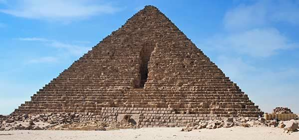 Things to do in Giza - Pyramid of Menkaure