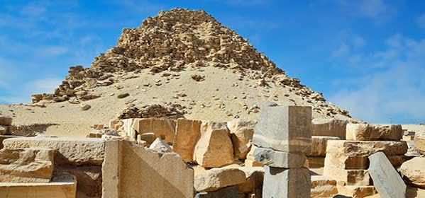 Things to do in Giza - Pyramid of Sahure