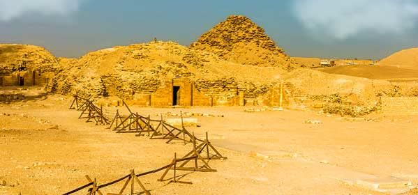 Things to do in Giza - Pyramid of Userkaf