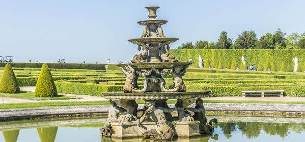 Things to do in Chateau de Versailles - Pyramid