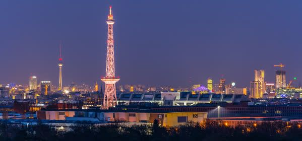Things to do in Berlin - Radio Tower - Funkturm