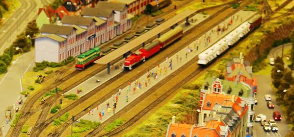 Things to do in Prague - Railway kingdom