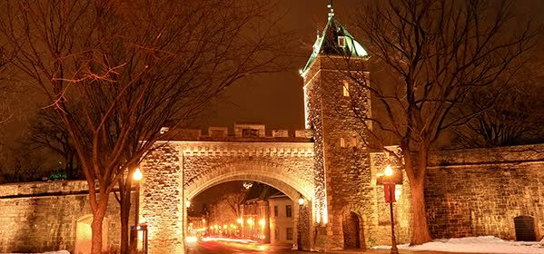 Things to do in Qebec City - Ramparts of Quebec City