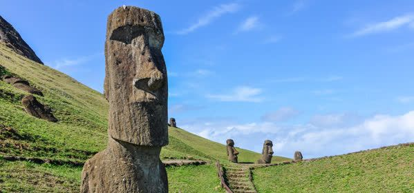 Things to do in Easter Island - Rano Raraku