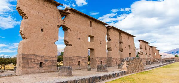 Things to do in Cusco - Raqchi