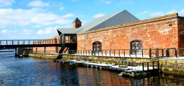 Things to do in Hakodate - Red Brick Warehouses