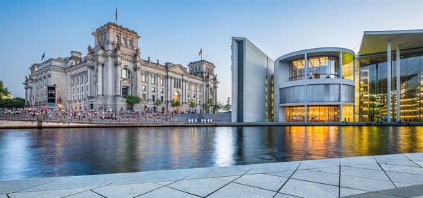 Things to do in Berlin - Regierungsviertel - government district