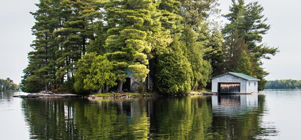 Things to do in Ottawa - Rideau Canal Island