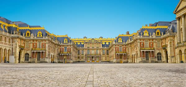 Things to do in Chateau de Versailles - Royal Courtyard