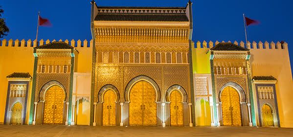Things to do in Rabat - Royal Palace