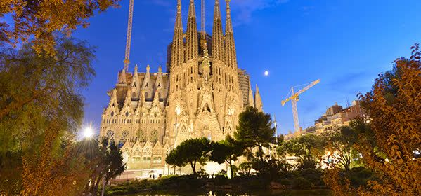 Things to do in Barcelona - Sagrada Familia