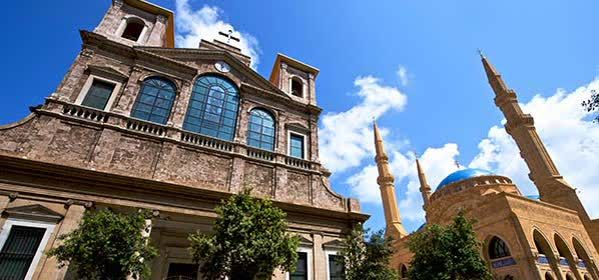 Things to do in Beirut - Saint George Maronite Cathedral